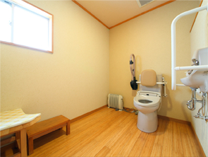 Japanese room with bath(Handicap accessible)